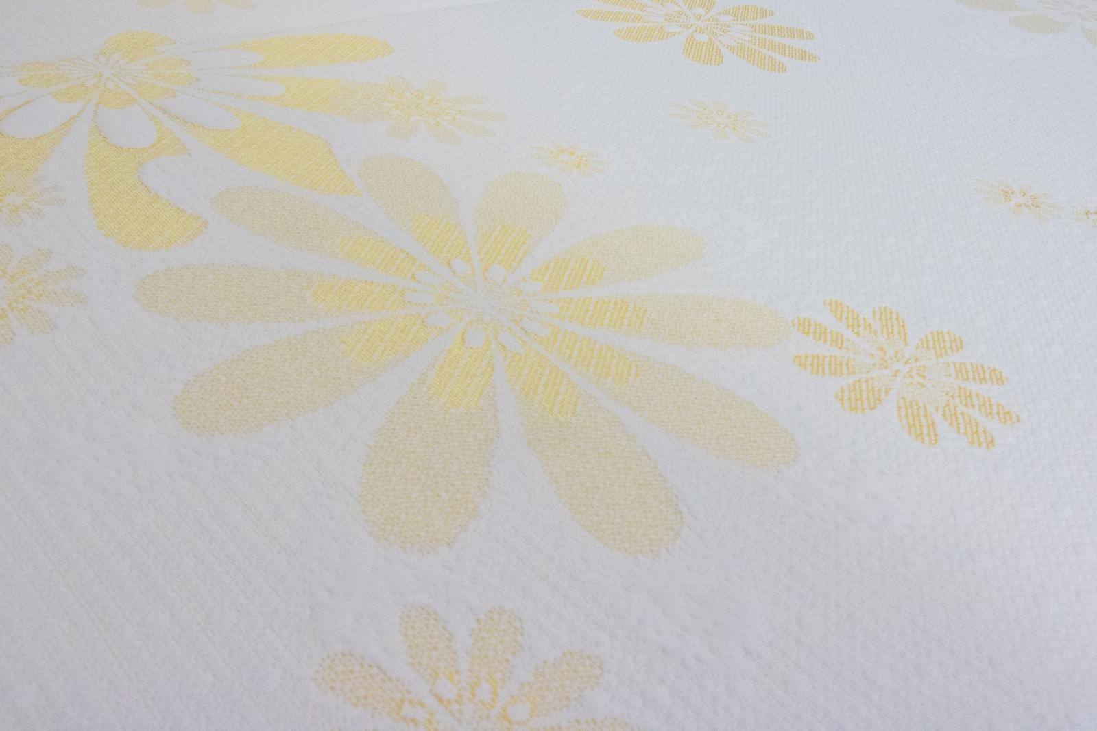 Nệm bông ép Vải Gấm TATANA